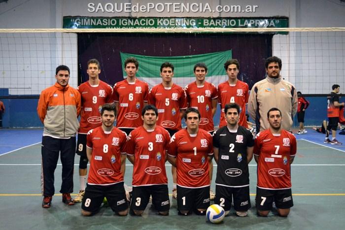 Liga A2 M: Universitario clasificó a la Fase II