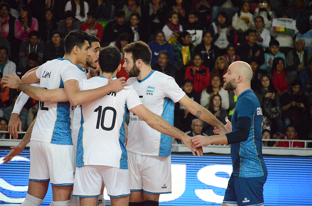 Premundial M: Argentina dio el primer paso hacia el Mundial