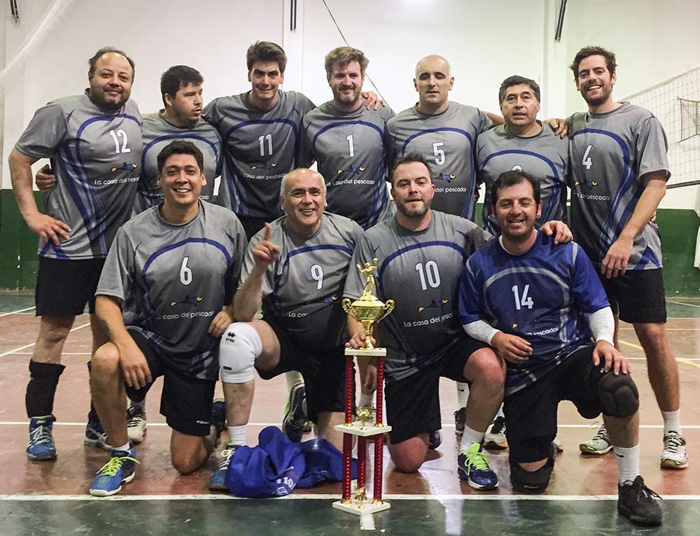 Laprida y Acuarium, los últimos campeones de la Copa Laprida