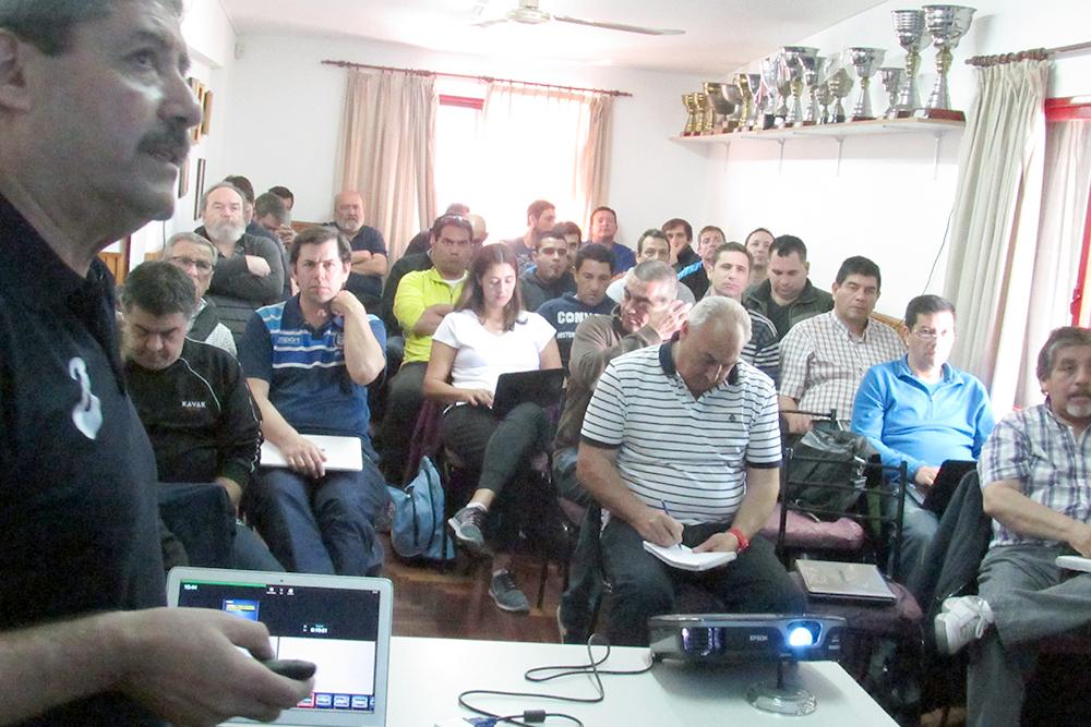 Reunión y Clínica de la Secretaría Nacional de Arbitraje en Córdoba