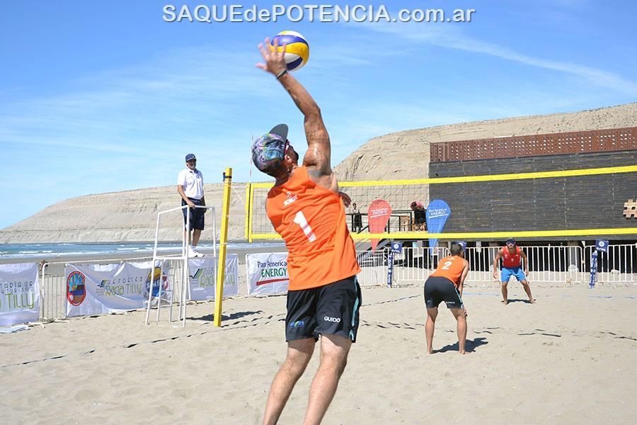 Beach Volley: Rada Tilly organizará la 5ª Fecha del Circuito Argentino