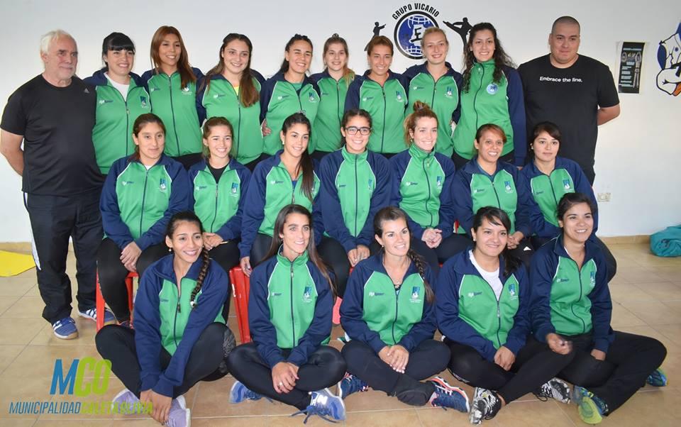 Universitario CO inicia su camino en la Liga Femenina