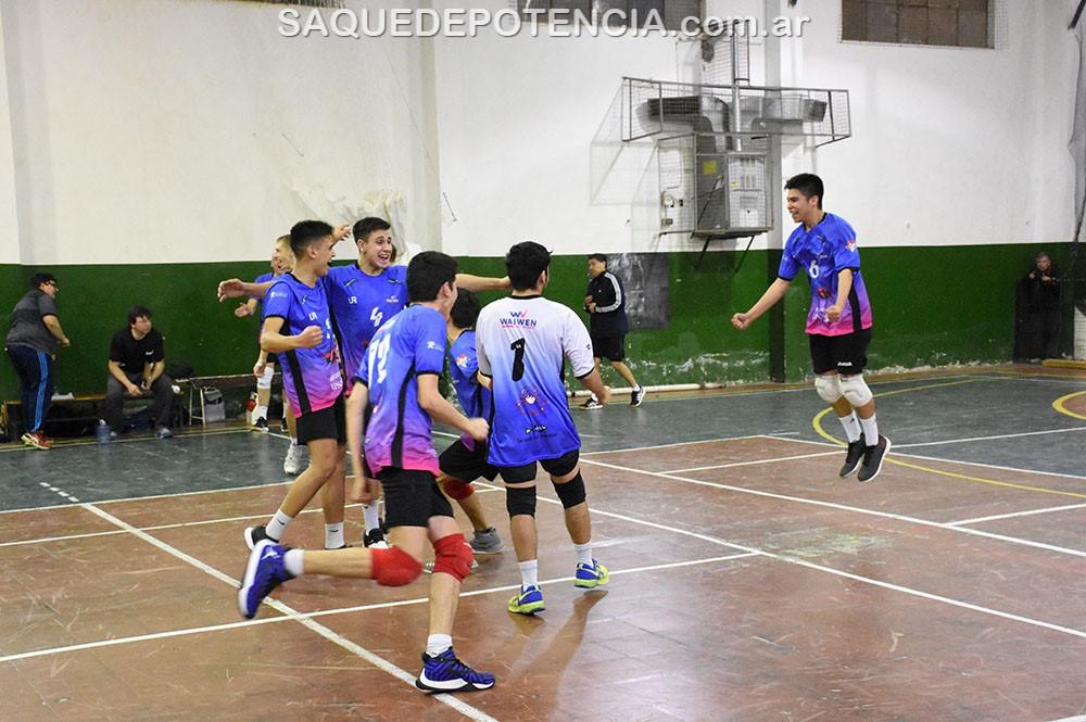Copa Laprida: Waiwen y Lihuén se coronaron campeones