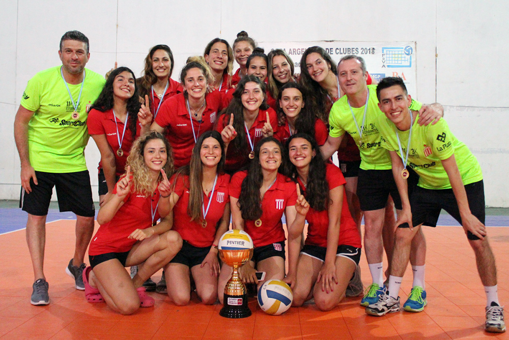 95377e88d5807 Liga Argentina: Estudiantes en A2F y Belgrano en B1M, campeones en ...