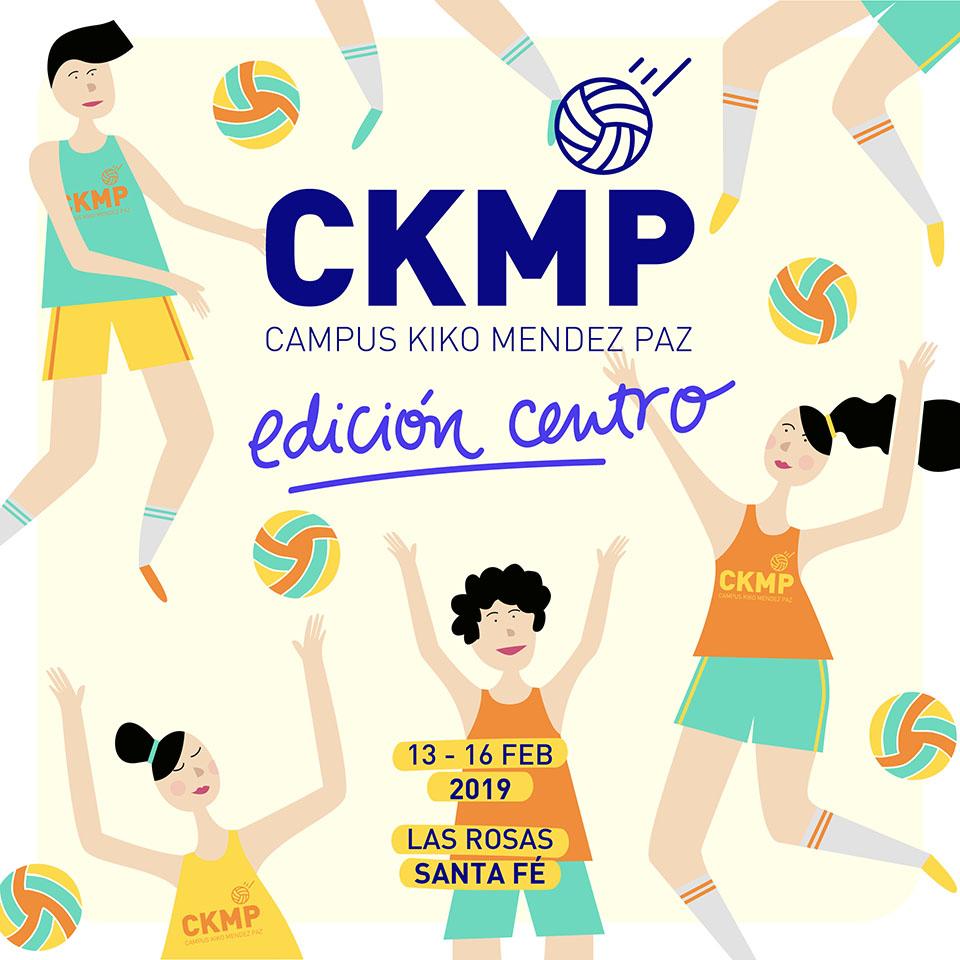 Se viene la 7ª edición del Campus Kiko Méndez Paz