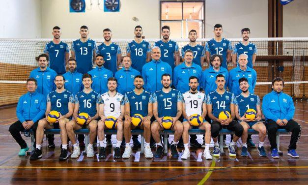 VNL: Argentina iniciará la competencia ante Brasil