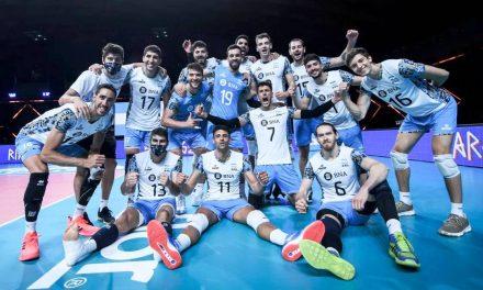 VNL: Segunda victoria de Argentina
