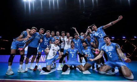VNL: Argentina juega su último weekend