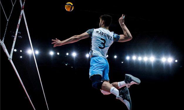 VNL: Argentina logró su primer triunfo