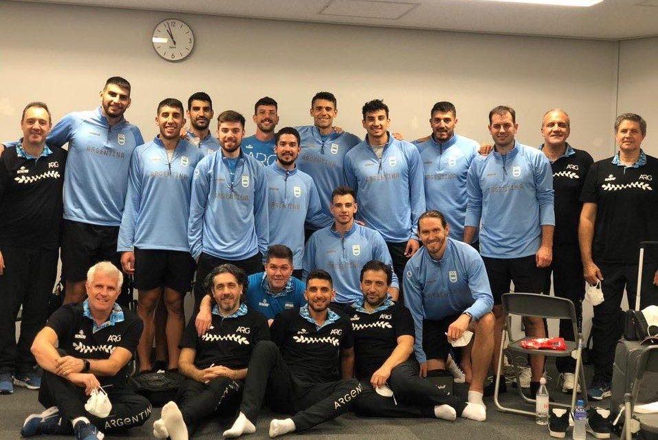 JJOO: Argentina juega su último amistoso