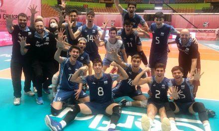 Mundial Sub-19: Quinto puesto para Argentina