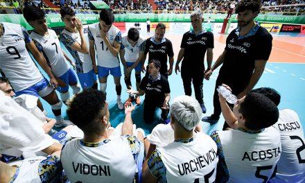 Mundial Sub-21M: Cuarto puesto para Argentina