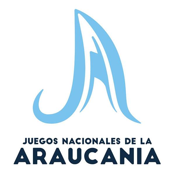 Aprobaron el logo oficial de los Juegos Nacionales de la Araucanía